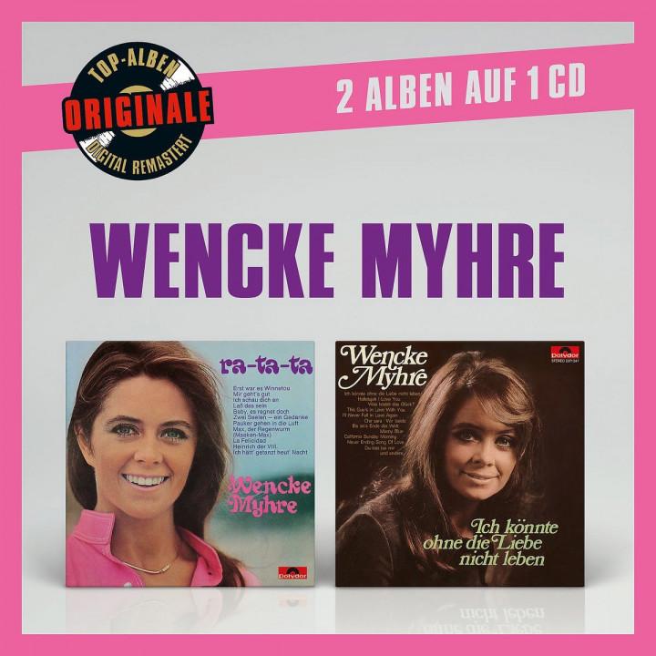 Wencke Mhyre - Originale 2auf1: Ra-Ta-Ta/Ich könnte ohne die Liebe