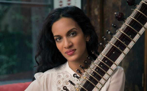 Anoushka Shankar, Anoushka Shankar Biografie