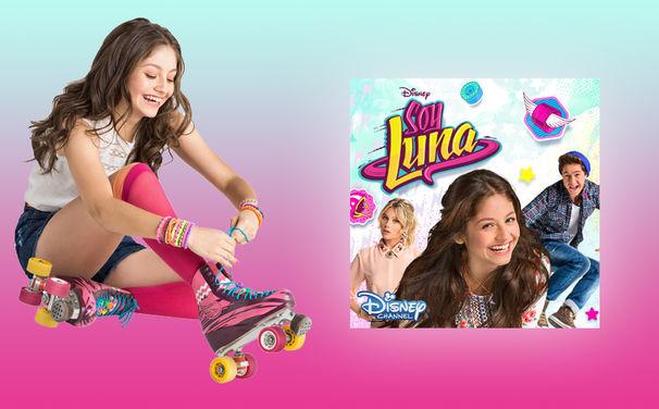 Soy Luna, Der Soundtrack zur neuen Disney-Channel-Serie Soy Luna ab 6. Mai erhältlich