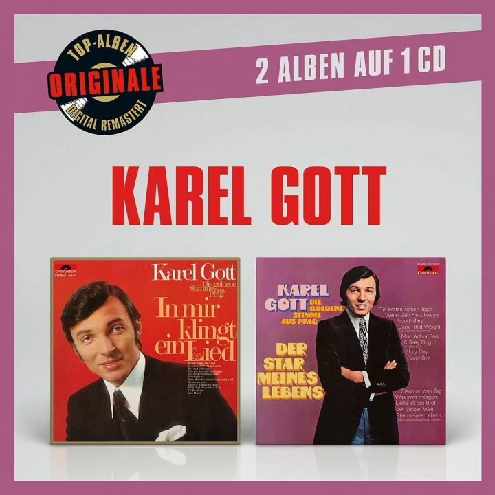 Karell Gott - Originale 2auf1: In mir klingt ein Lied / Der Star meines Lebens