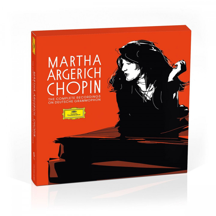 Complete Chopin Recordings On Deutsche Grammophon