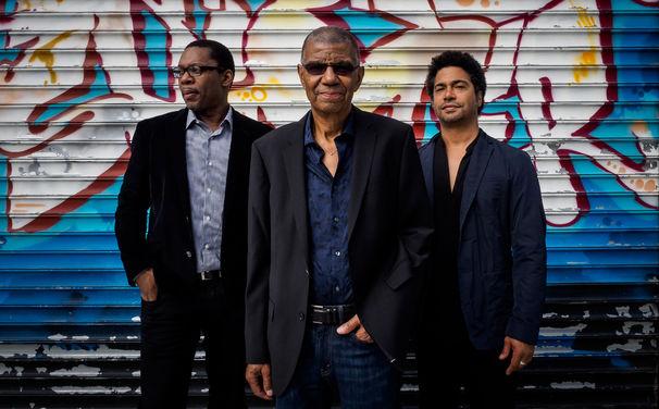 ECM Sounds, Jack DeJohnette, Ravi Coltrane & Matthew Garrison - In unserer Musik ist die Vergangenheit, Gegenwart und Zukunft präsent.