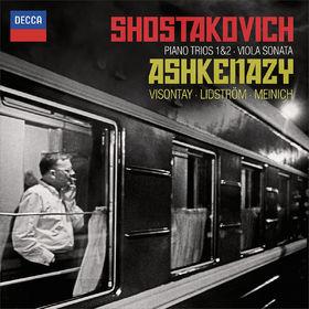 Vladimir Ashkenazy, Shostakovich: Piano Trio No.2, Op.67 - 2. Allegro con brio, 00028948304998