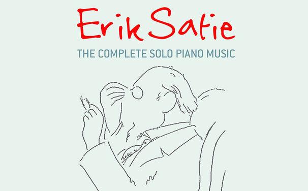 Erik Satie, Moderner Vorreiter – Gesamtedition der Klavier-Solowerke von Erik Satie
