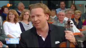 Daniel Hope, ZDF-Morgenmagazin mit Daniel Hope