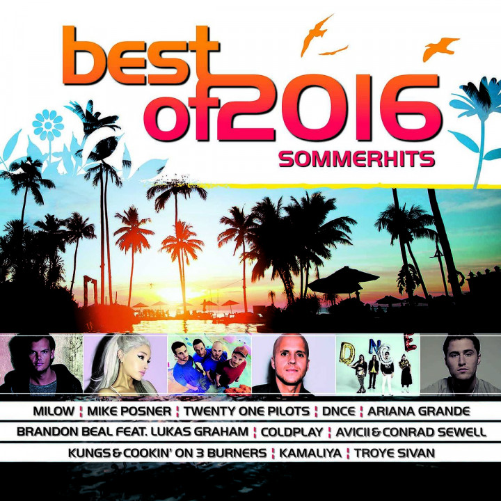 Best Of 2016 - Sommerhits