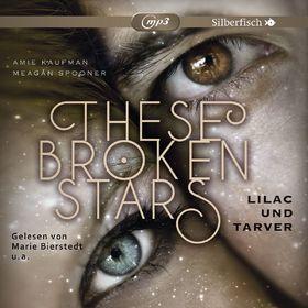 Various Artists, Marie Bierstedt: A. Kauman/M. Spooner - These Broken Stars, 09783867422864