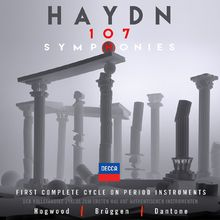 Joseph Haydn, Haydn – Sämtliche 107 Sinfonien, 00028947896043