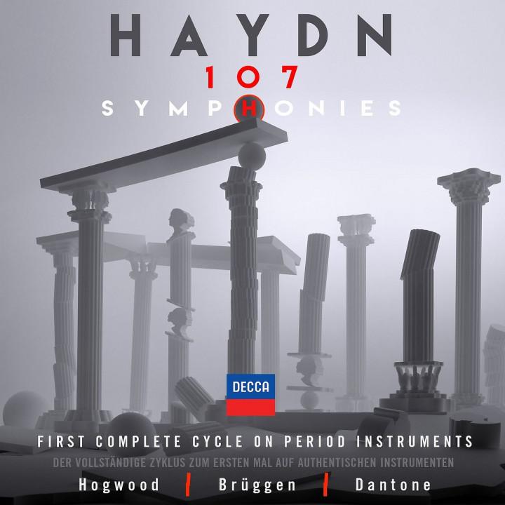 Haydn – Sämtliche 107 Sinfonien