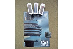 Drake, Gewinnt eins von drei Drake-Fanpaketen: Das neue Album VIEWS plus Poster und Boombox