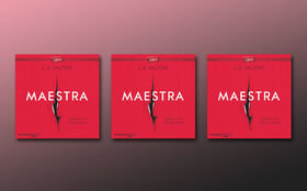 Various Artists, Maestra - Gewinnt 3x1 Hörbuch des spannenden Psycho-Thrillers