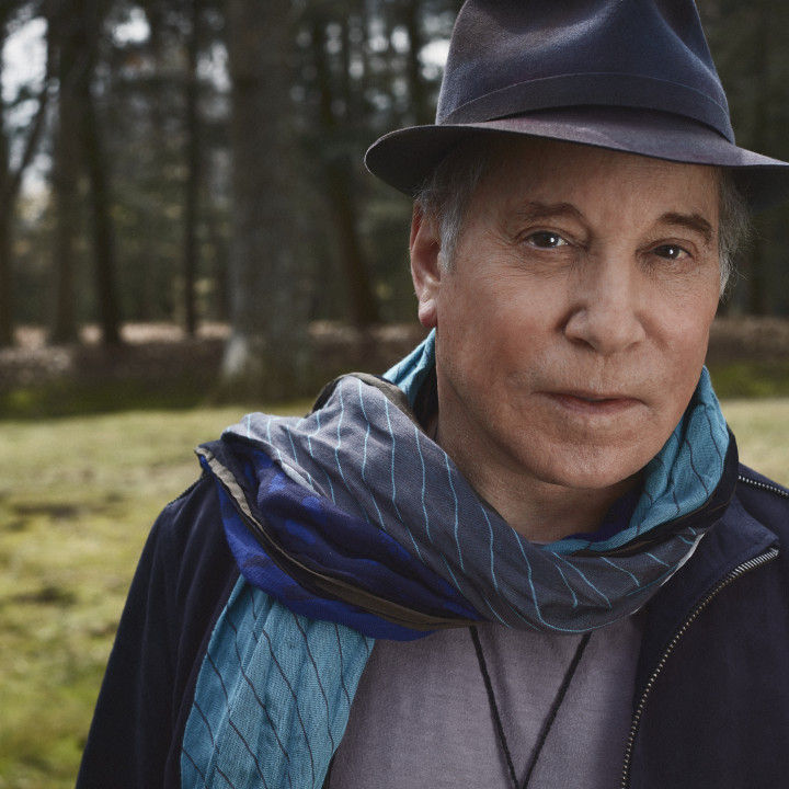 Paul Simon by Myrna Suarez