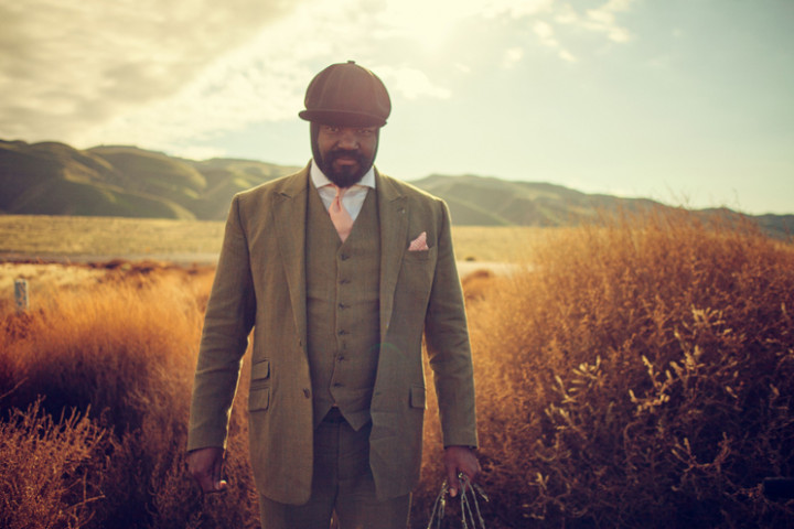 "Gregory Porter ""Take Me To The Alley"" Pressefoto 2016"