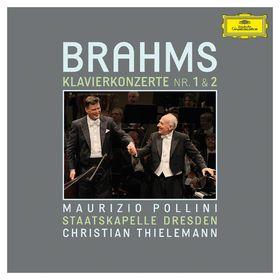 Maurizio Pollini, Brahms: Piano Concertos Nos. 1 & 2, 00028947939856
