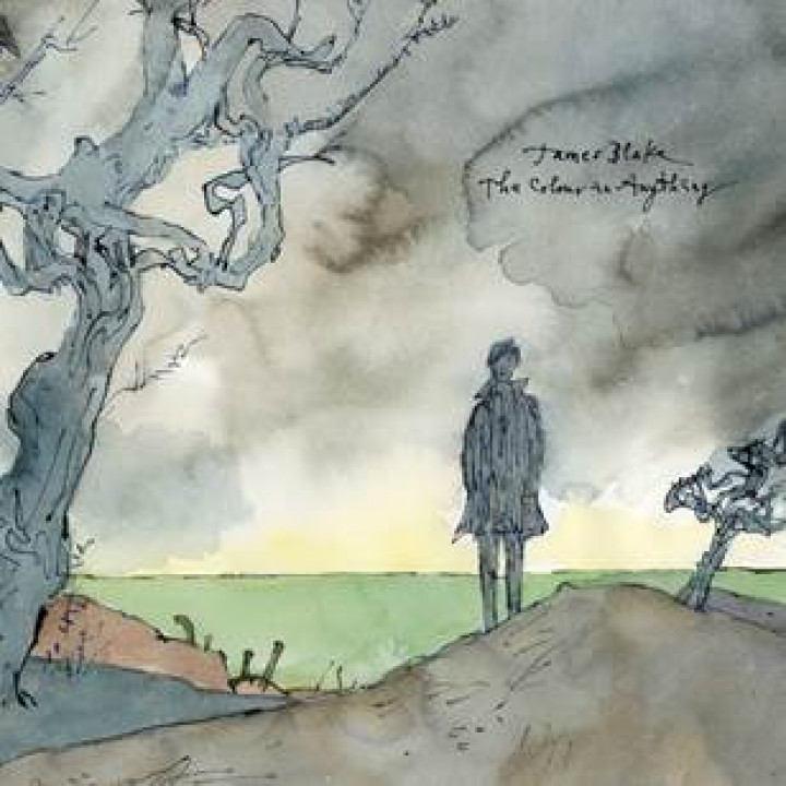 "James Blake ""The Colour In Anything"""