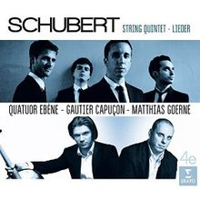 Quatuor Ébène,