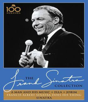 Frank Sinatra, A Man And His Music + Ella + Jobim - Francis Albert Sinatra Does His Thing - Sinatra, 05034504123175