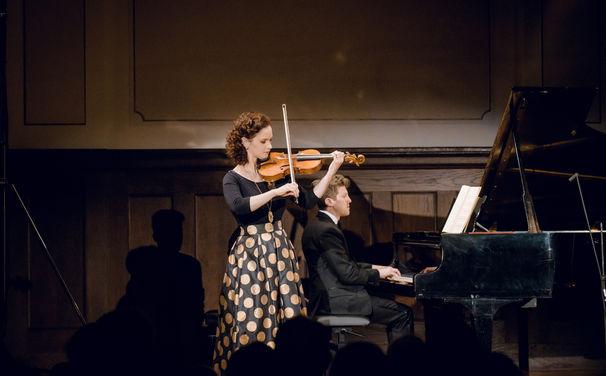 Hilary Hahn, Retrospektive – Erleben Sie Hilary Hahn im Konzert