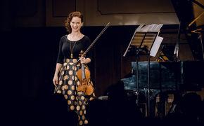 Hilary Hahn, Konzert für meine Fans - Hilary Hahn begeistert im Berliner Meistersaal