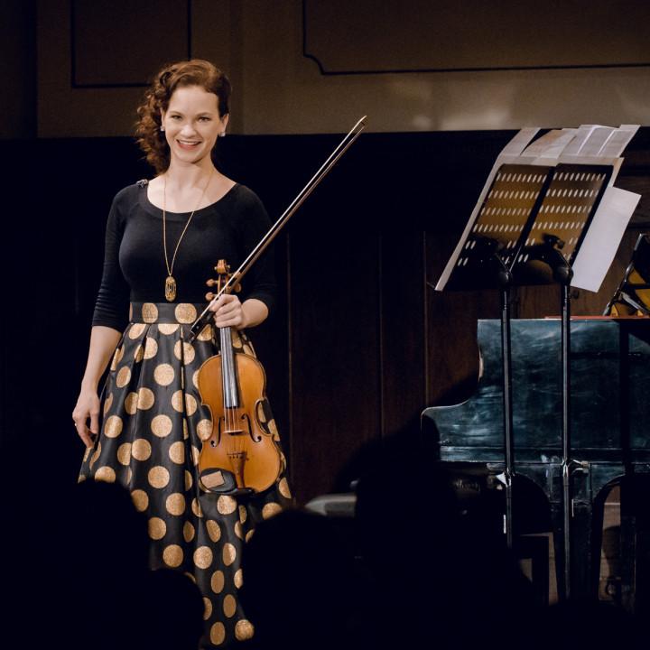 Hilary Hahn im Berliner Meistersaal