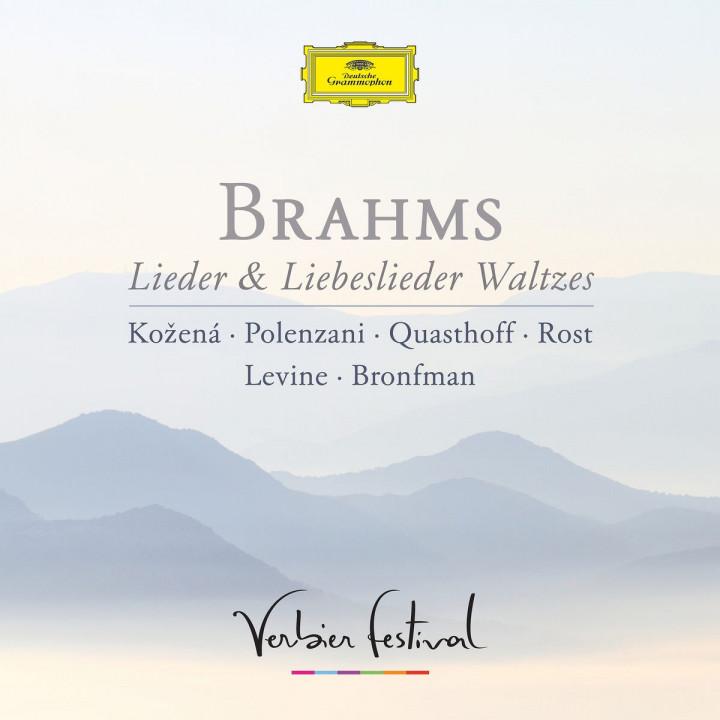 Brahms: Lieder & Liebeslieder Waltzes
