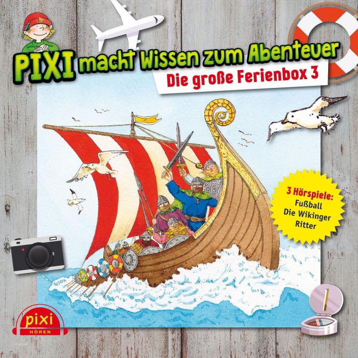 Pixi Wissen: Die große Ferienbox 3
