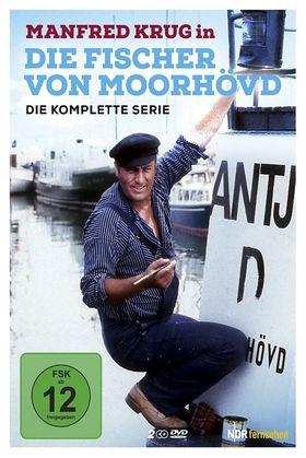 Various Artists, Die Fischer von Moorhövd - komplette Serie (2DVD), 04032989604418