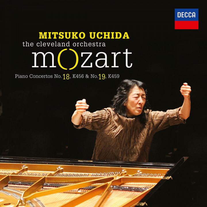 Mozart: Piano Concerto No..18, K.456 & No.19, K.459