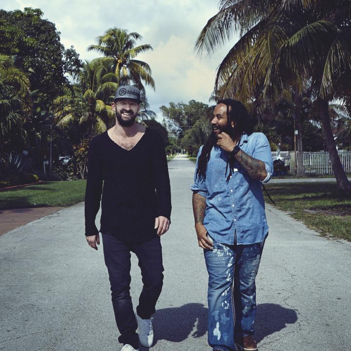 Gentleman & Ky Mani Marley Pressebilder 2016