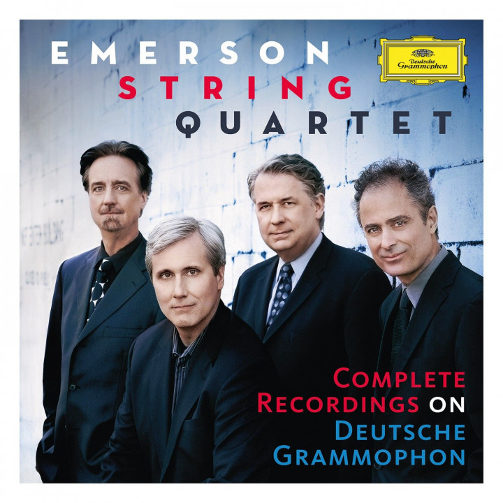 Emerson String Quartet - Complete Recordings on DG