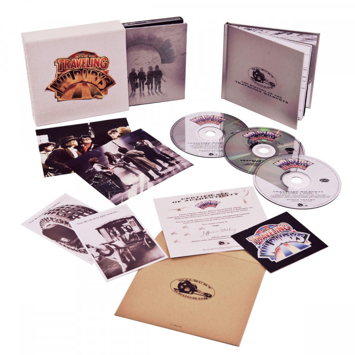 The Traveling Wilburys Collection - Ltd. 2CD/DVD Super-Deluxe