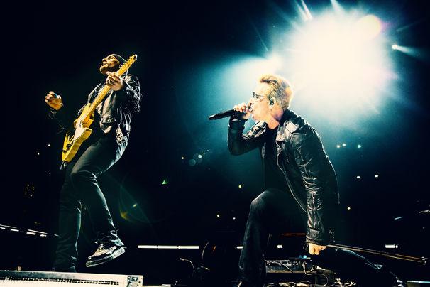 U2, iNNOCENCE + eXPERIENCE Live in Paris: U2-Konzert aus Paris erscheint auf DVD
