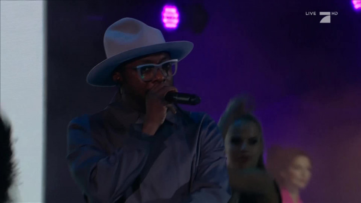 Will.i.am - ProSieben Germany's next Topmodel