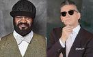 Gregory Porter, Jazziges Moderatoren-Duo - Alsmann und Porter moderieren ECHO