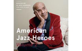 Various Artists, Jazz-Helden, zweiter Teil – Erfolgsbuch wurde fortgesetzt