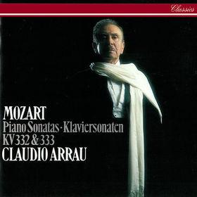 Claudio Arrau, Mozart: Piano Sonatas Nos. 12 & 13, 00028948305223