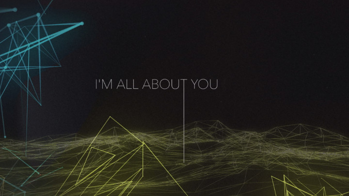 I'm All About You (Lyric Video)
