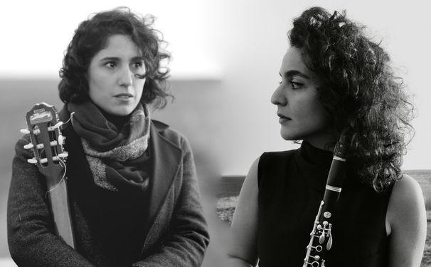 ECM Sounds, ECM-Debüt eines jungen weiblichen iranischen Duos - Orientalische Ornamententik