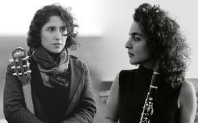 Mona Matbou Riahi, ECM-Debüt eines jungen weiblichen iranischen Duos - Orientalische Ornamententik