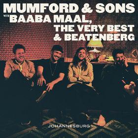 Mumford & Sons, Johannesburg EP, 00602547907912