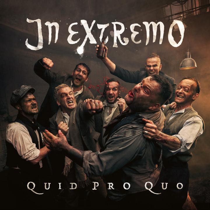 In Extremo - Quid Pro Quo Albumcover