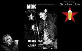 Various Artists, Volker Hauptvogels Fleischers Blues in Berlin und Köln live auf der Bühne