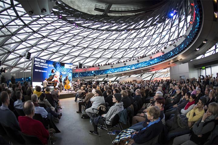 BMW Welt Jazz Award 2016