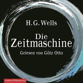 Various Artists, H.G. Wells: Die Zeitmaschine, 09783957130365