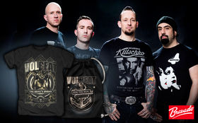 Volbeat, Gewinnt euer Volbeat-Festival Package von Bravado