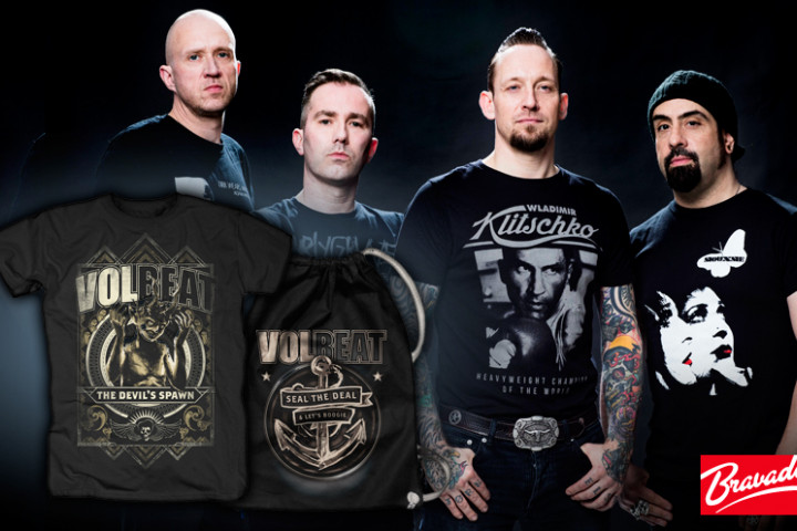 Volbeat Gewinn Bravado