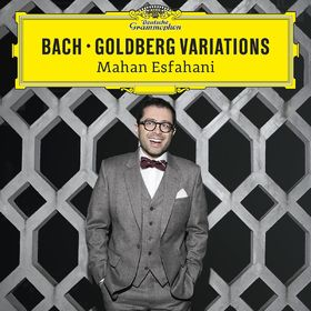 Mahan Esfahani, Goldberg Variations, 00028947959298
