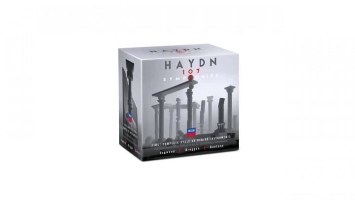 Haydn – Sämtliche 107 Sinfonien (Teaser)