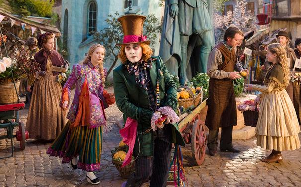 Disney, Kinospektakel Alice im Wunderland: Hinter den Spiegeln erneut mit monumentalem Soundtrack