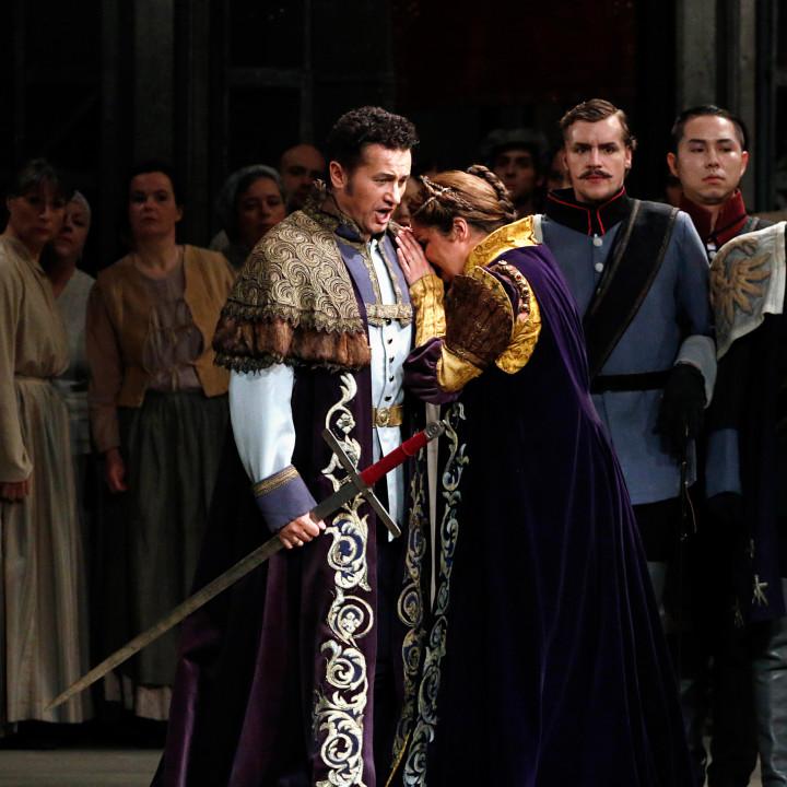Piotr Beczala, Anna Netrebko, Sächsischer Staatsopernchor Dresden